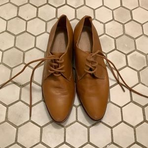 Madewell Leather Oxfords 6